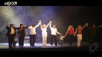 RTL Boulevard Familie Kazàn in theater tijdens de feestdagen