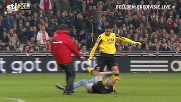 RTL Nieuws Esteban-belager had stadionverbod