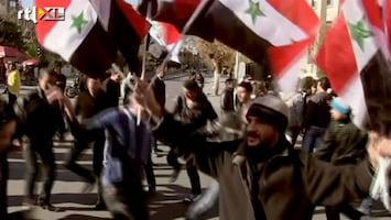 RTL Nieuws Verdeeldheid over toekomst Syrië