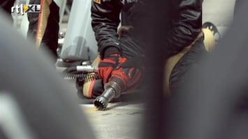 RTL GP: Formule 1 De pitstop van Lotus GP