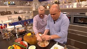 Carlo & Irene: Life 4 You - Paul Met Zijn Eigen Recepten In De Keuken