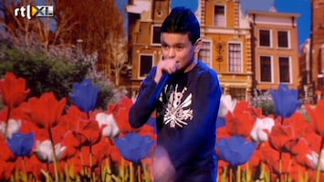 Holland's Got Talent Anouar (rapper)