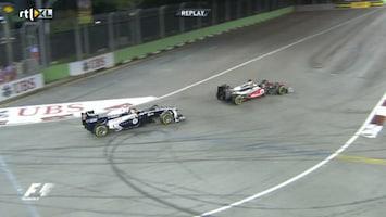 RTL GP: Formule 1 - Samenvatting RTL GP: Formule 1 - Singapore (samenvatting) /12