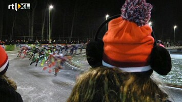 RTL Nieuws Massale valpartij: marathon Gramsbergen afgeblazen