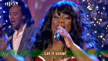 Carlo & Irene: Life 4 You Berget Lewis zingt Let It Snow