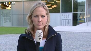 RTL Nieuws Geen beveiligers, wel camera's bij Kunsthal