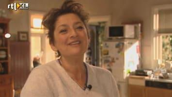 RTL Boulevard Annet Malherbe stort zich op moederrol
