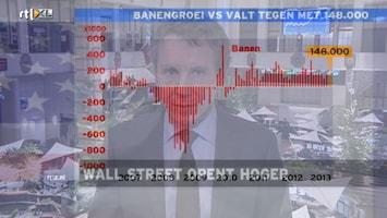 RTL Z Opening Wallstreet Afl. 209