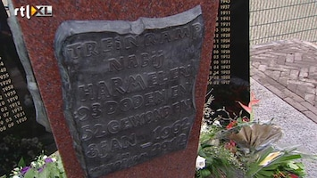 RTL Nieuws Monument voor slachtoffers treinramp Harmelen