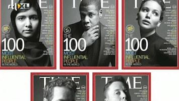 RTL Nieuws 'Malala, Jay-Z en Obama meest invloedrijke personen'