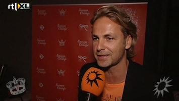 RTL Boulevard John Ewbank toch met Koningslied in Ahoy