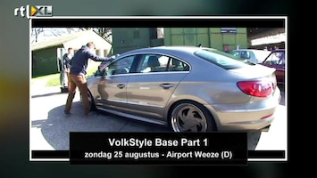Rtl Autowereld - Agenda Volkstyle Base