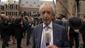 RTL Nieuws 'Troonrede deels persoonlijk deels heel technisch'