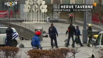 RTL Nieuws Ooggetuigeverslag aanslag Luik