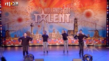 RTL Boulevard Dansers blazen jury omver