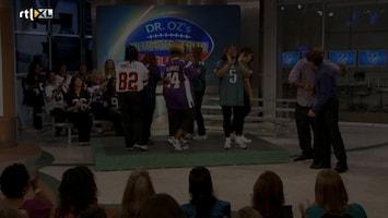 The Dr. Oz Show - Dr. Oz's Ultimate Health Challenge