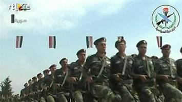 RTL Nieuws Syrisch leger zet aanval op betogers voort