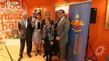 RTL Boulevard Nationaal Comité pakt uit voor 200 jaar Koninkrijk