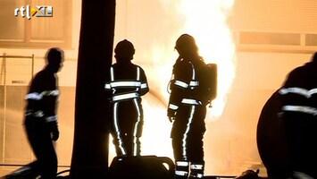 RTL Nieuws Huizen ontruimd om brandend gaslek