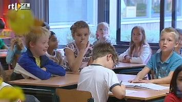 RTL Nieuws 'Meer inzet ouders op scholen'