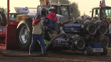 Truck & Tractor Pulling Powerweekend in Made