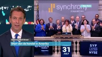 Rtl Z Opening Wall Street - Afl. 150