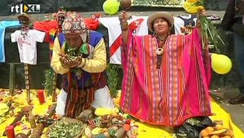 RTL Nieuws Oud & Nieuw in Zuid-Amerika