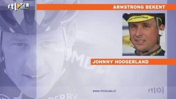 Editie NL 'Armstrong heeft psychopatische trekjes'