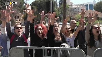 RTL Nieuws 'Cyprioten voelen zich overvallen'