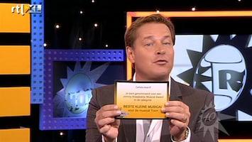 RTL Boulevard Irene Moors verrast Albert Verlinde met nominatie