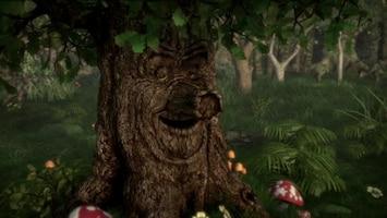 Sprookjesboom - Herfst
