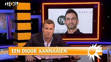 RTL Boulevard 'Marc Jacobs naar Dior'