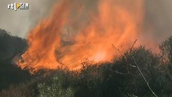RTL Nieuws Schoorl en omgeving siddert voor pyromaan