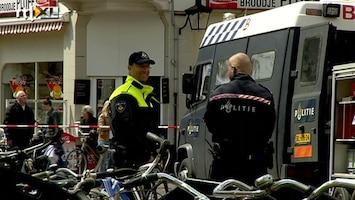 RTL Nieuws Arrestaties bij ontruiming krakersbolwerk Utrecht