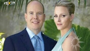 RTL Boulevard Voorbereidingen huwelijk prins Albert in volle gang