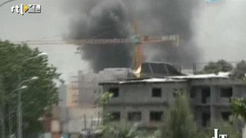 RTL Nieuws 200 doden bij ramp in munitiedepot Congo