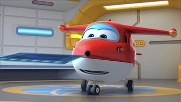 Super Wings Geheim agent Jett