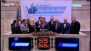 Rtl Z Opening Wall Street - Afl. 209