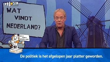 Wat Vindt Nederland? - Platte Politiek: Wat Vind Jij?