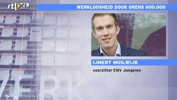 RTL Nieuws 'Geen uitzicht op betere tijden voor jongeren'