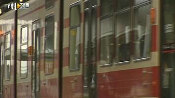 RTL Nieuws Staking openbaar vervoer Den Haag