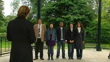 Het Zesde Zintuig - Plaats Delict - Uitzending van 25-09-2008