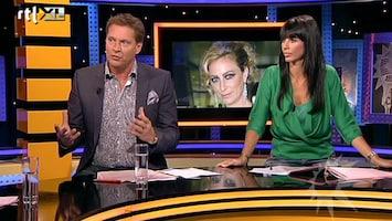 RTL Boulevard Zware tijden voor Fabiënne de Vries