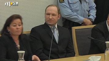 RTL Nieuws Nieuw rapport: Breivik wel toerekeningsvatbaar