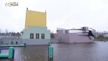 RTL Nieuws Gevaar Groninger Museum lijkt geweken