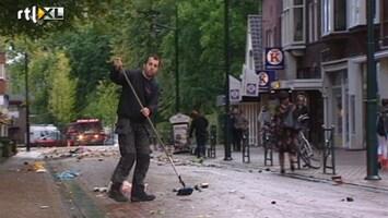 RTL Nieuws Haren likt wonden na Facebookrellen