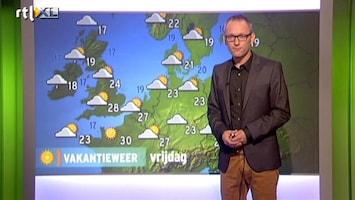 RTL Weer Vakantie Update 22 augustus 2013 12:00 uur
