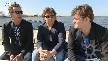 RTL Boulevard Presentatie concert Toppers 2012