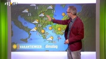 RTL Weer Vakantieweer Update 02-09 12:00 uur