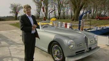 Gek Op Wielen Autogek: Alfa Romeo 6C 2500 SS Convertible